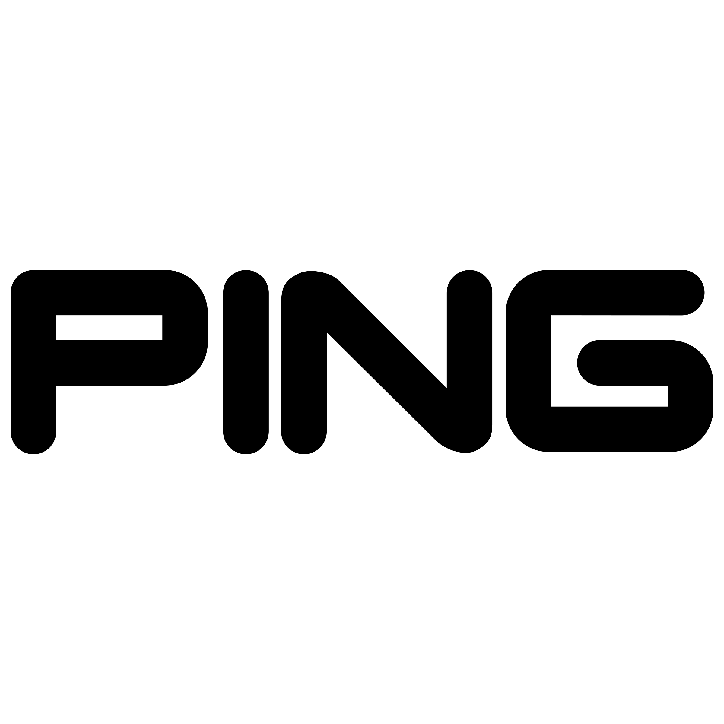 ping logo png transparent